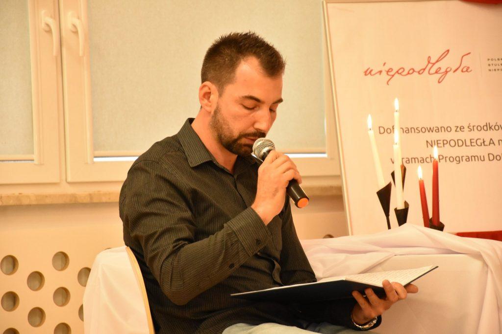 Prezentacja tomiku poezji