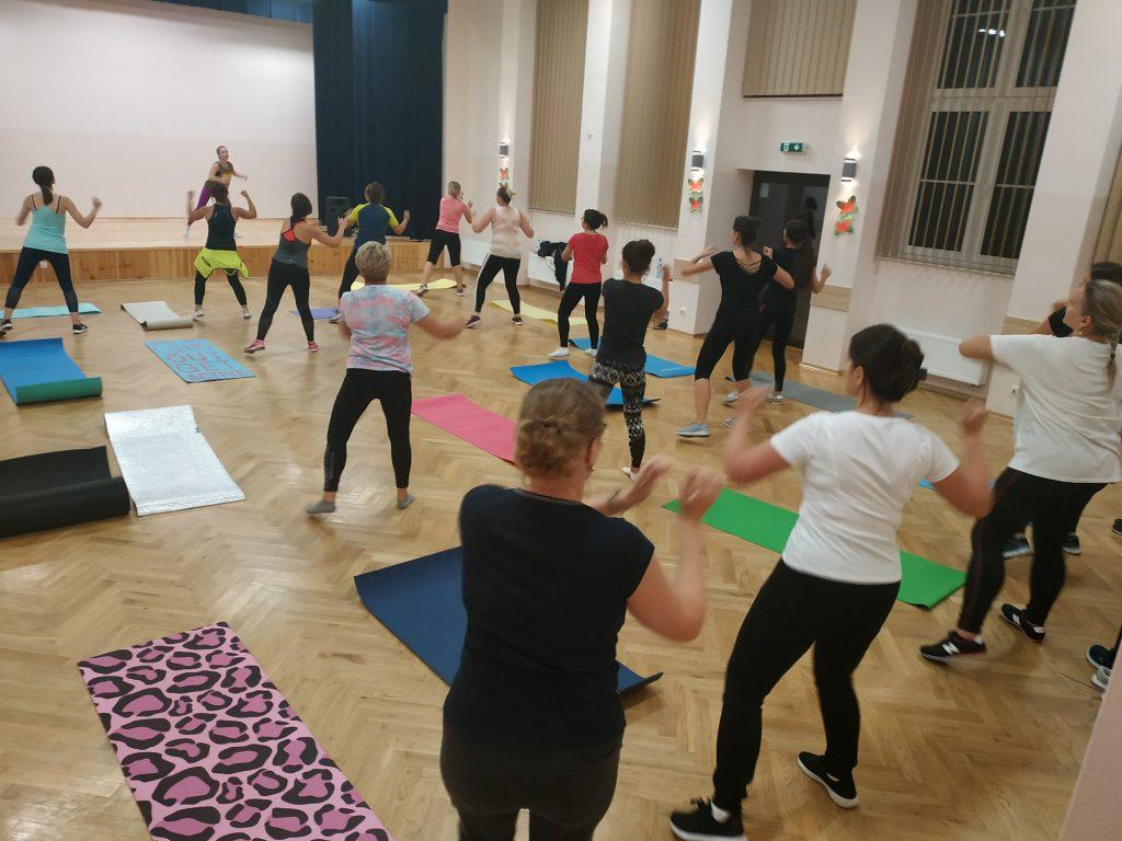 Ćwiczenia BPU wzmacniające i modelujące ciało