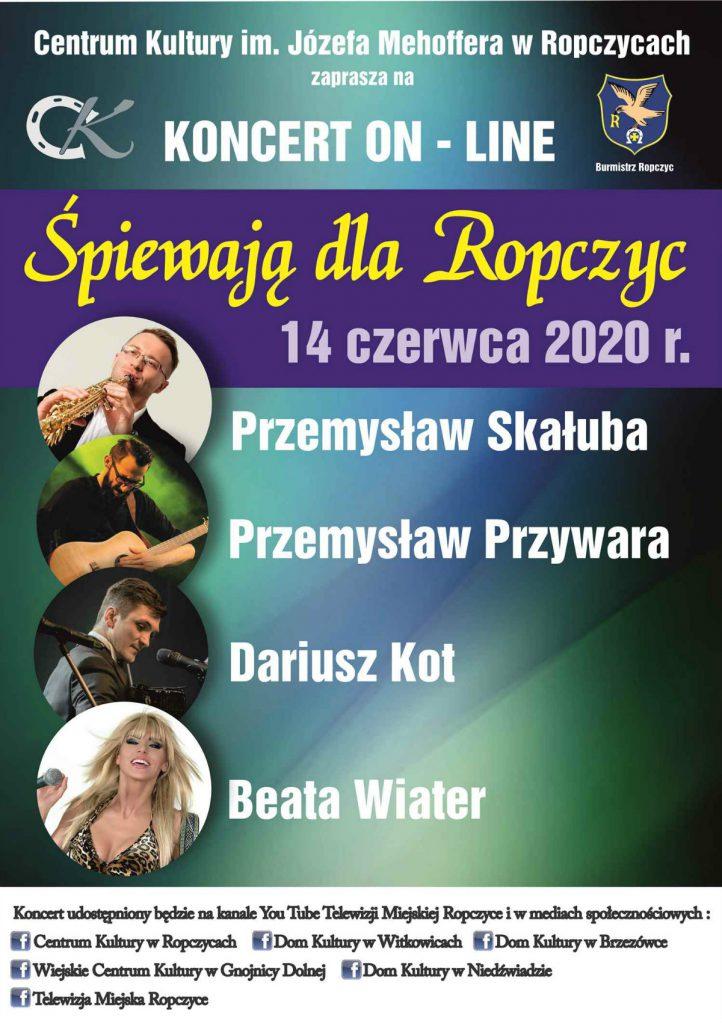 Koncert na Dni Ziemi Ropczyckiej