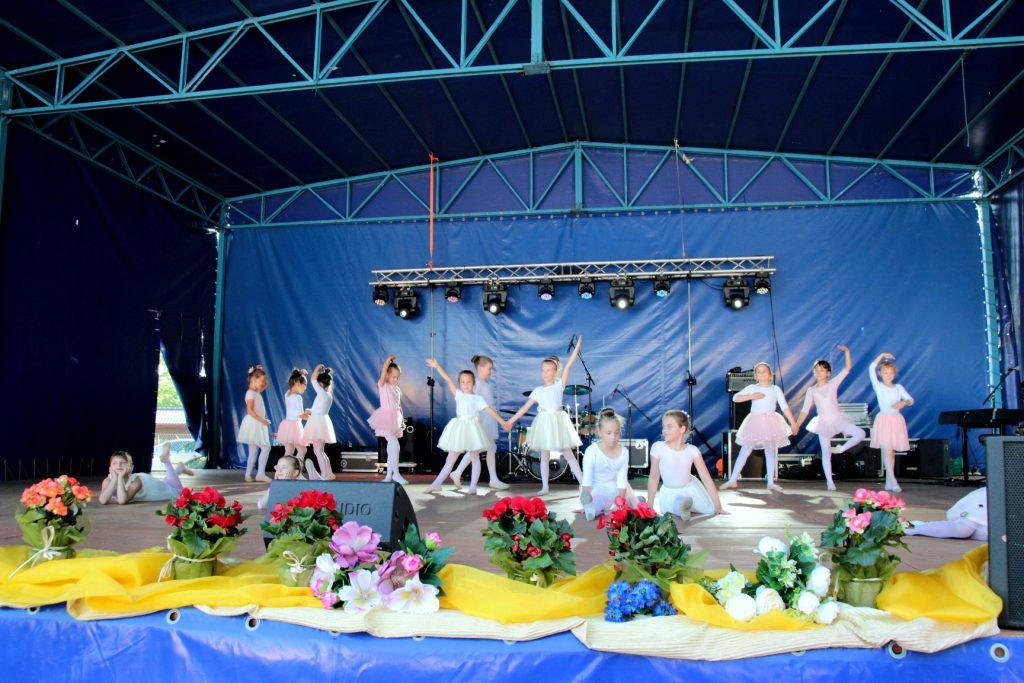 Balet dla najmłodszych