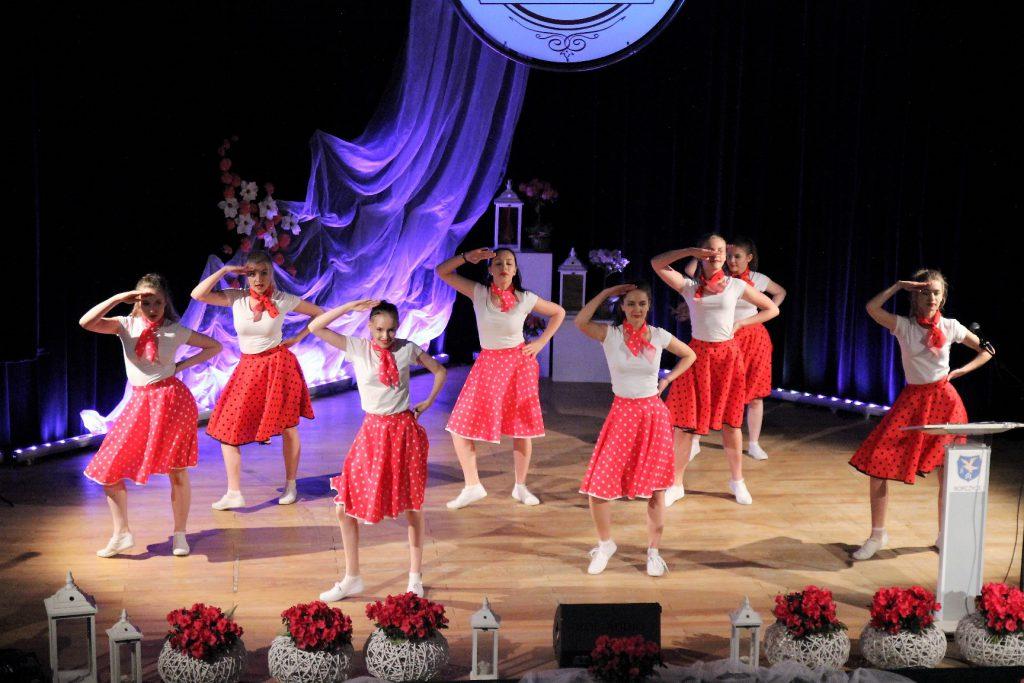 Formacja Tańca Nowoczesnego VEGA