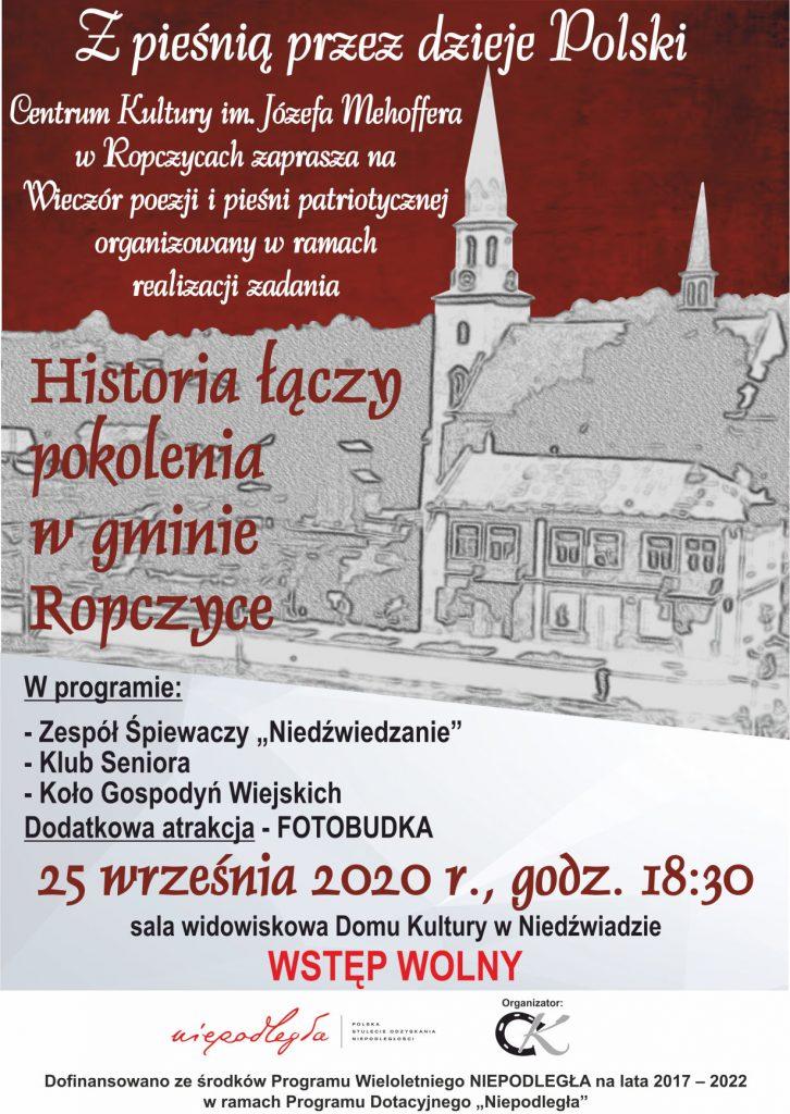 """""""Z pieśnią przez dzieje Polski"""""""