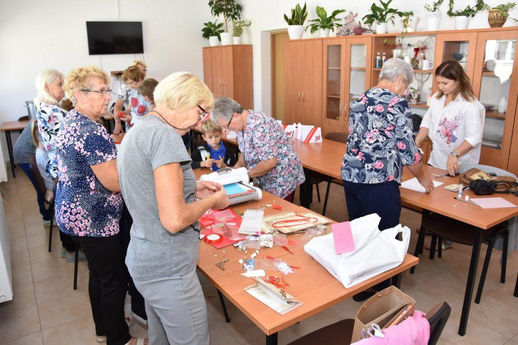 Uczestnicy zajęć