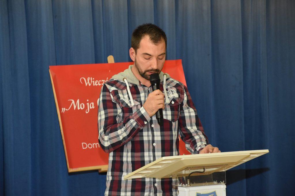 Prezentacja poezji Waldemara Wilka