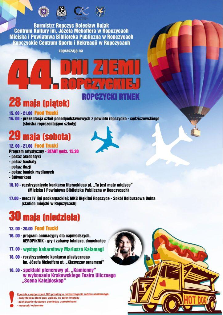 44. Dni Ziemi Ropczyckiej