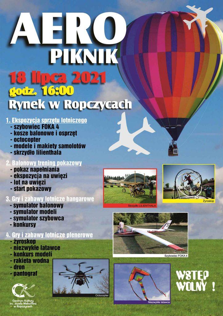 Aero Piknik w Ropczycach