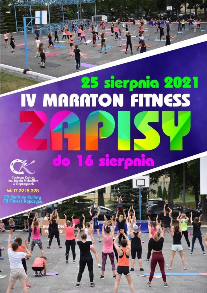 IV Maraton Fitness - informacje