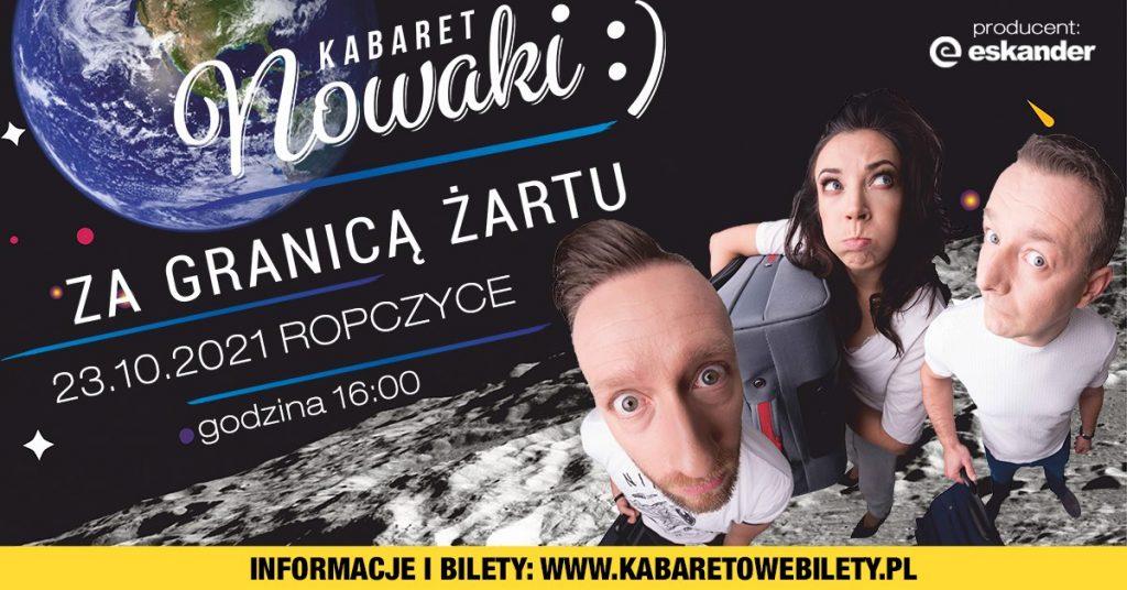 """Kabaret Nowaki """"Za granicą żartu"""""""